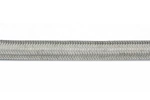 RaceFlux Stainless Steel Braided NBR Hose