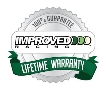 Improved Racing Lifetime Warranty