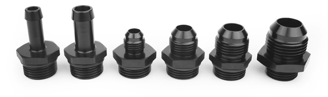 Available ORB Fittings